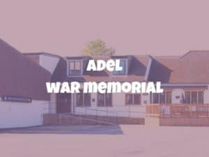 Adel War memorial Function Room Hire
