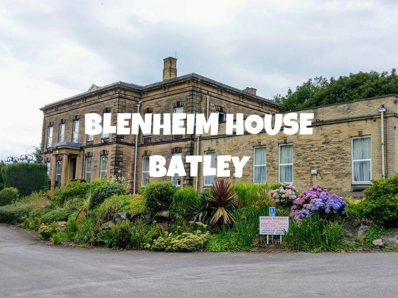 Blenheim House Batley